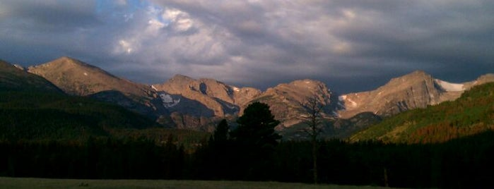 Rocky Mountain National Park is one of Visit the National Parks.