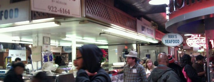 Reading Terminal Market is one of Let's get lose.