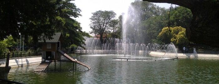 Yıldız Parkı is one of Istanbul City Guide.
