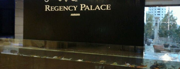 Regency Palace is one of Jordan.