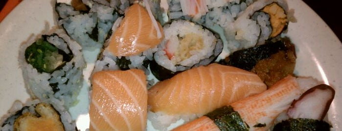 Hibachi China Buffet is one of Must-Visit Sushi Restaurants in RDU.