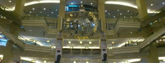 Mal Taman Anggrek is one of Top picks for Malls.