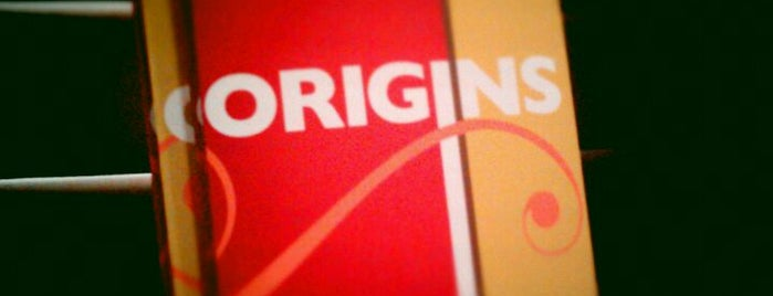 Origins is one of UKC Bars & Eateries.