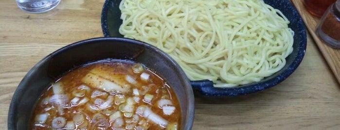 つけ麺道 五郎 is one of テラめし倶楽部 その1.