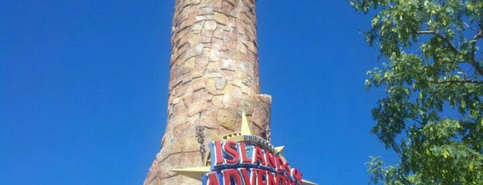 Universal's Islands of Adventure is one of Orlando's must visit!.