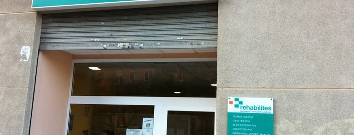 Rehabilites is one of lomejordebenimaclet.com.
