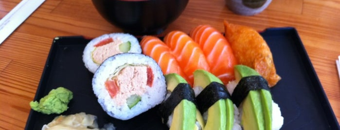 Yukikos Sushi is one of Uppsala: City of Students #4sqcities.