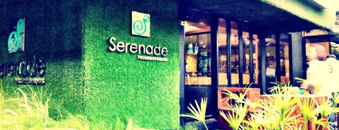 Serenade Restaurant & Wine Bar is one of Girls Night Out .