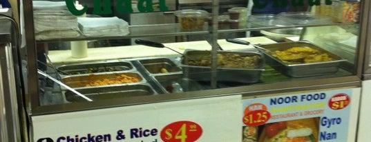 Noor Food is one of Get Around in H-TOWN!!.