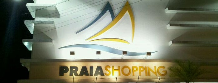 Praia Shopping is one of Lugares por onde andei..