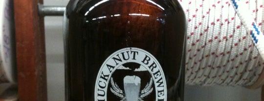 Chuckanut Brewery & Kitchen is one of WABL Passport.