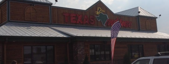 Texas Roadhouse is one of Hamilton.