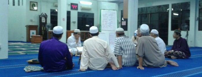 Surau Nurul Ihsan is one of Masjid Dan Surau.