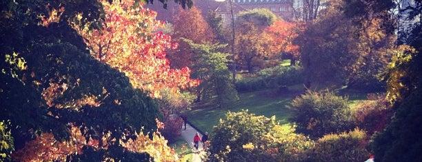 Botanical Garden is one of Copenhagen.