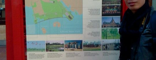 Track 9 -Liberty State Park is one of Jersey.