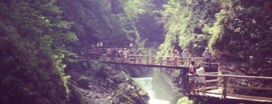 Soteska Vintgar (Gorge / Klamm / Gola) is one of Slovenia 2013.
