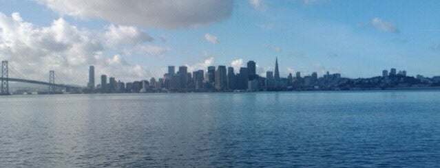 Treasure Island is one of Great City By The Bay - San Francisco, CA #visitUS.