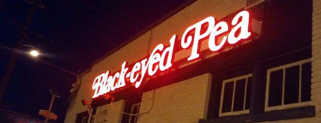 The Black-eyed Pea is one of TBRU Restaurants.