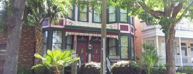 Park Avenue Manor B & B is one of Gay-Friendly B&B's and Inns in Savannah, GA.