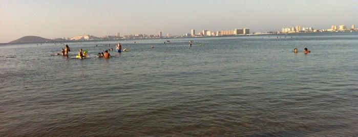 Playa Honda is one of Playas.