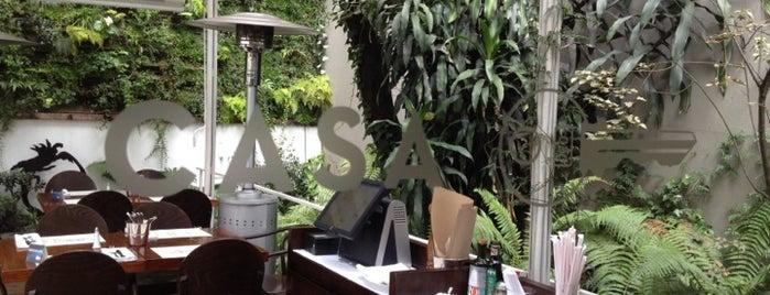 Casa Restaurante is one of Coolplaces bogotá.