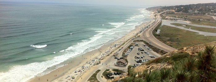 Torrey Pines State Beach is one of Beach Bouncing in So Cal.