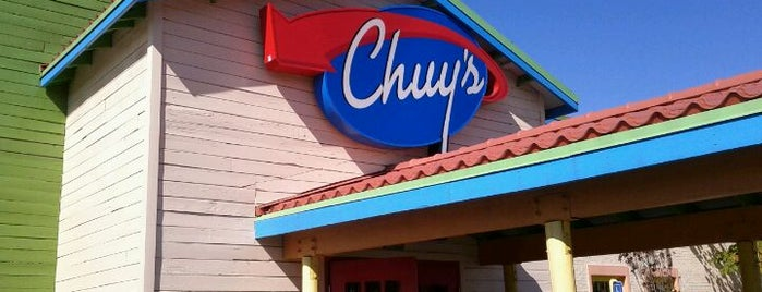 Chuy's is one of Nash Life.