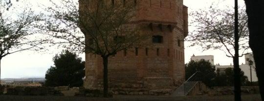 Torre Monreal is one of Lugares interesantes en Tudela y Ribera.