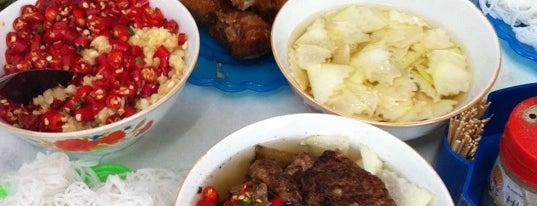 Bún Chả Đắc Kim is one of ăn uống Hn.