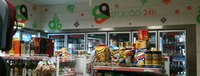 Stação 24h is one of Food Fortaleza!.