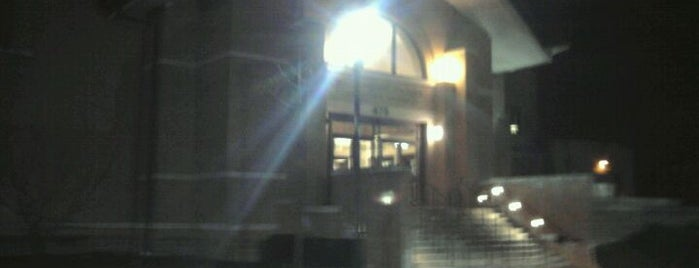City of New Rochelle City Hall is one of My Places.