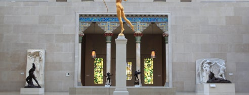 Metropolitan Museum of Art is one of Winter Break To Do!.