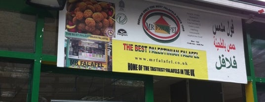 Mr Falafel is one of Best of The Bush.