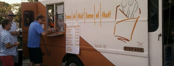 Some Of This! Some Of That! is one of Indy Food Trucks.