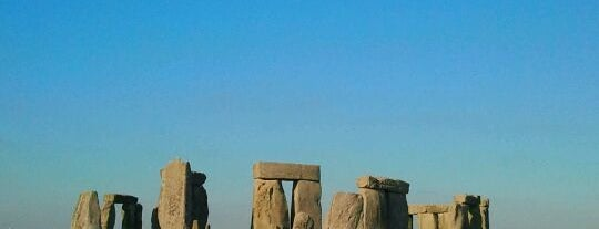 Stonehenge is one of Best of World Edition part 3.