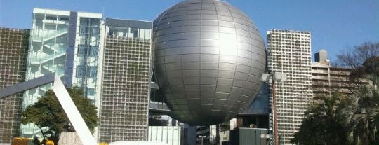 Nagoya City Science Museum is one of #4sqCities Nagoya.