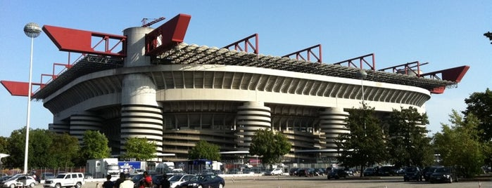 "Stadio San Siro ""Giuseppe Meazza"" is one of Guide to Milano's best spots."