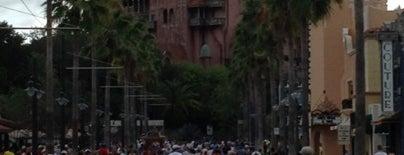Sunset Boulevard is one of Walt Disney World.