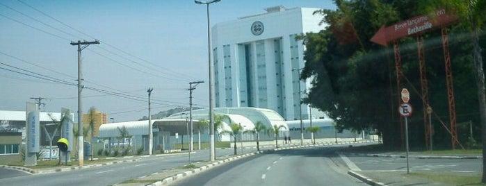 Hospital Municipal de Barueri Dr. Francisco Moran is one of Saúde - Estabelecimentos.