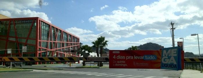 Norte Shopping is one of Santa Catarina.