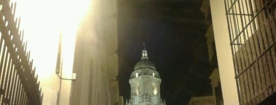 Calle San Agustín is one of Málaga #4sqCities.
