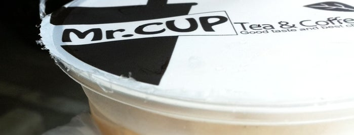 Mr.CUP is one of ?8.