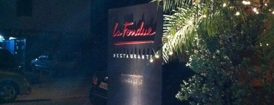 Restaurante La Fondue is one of Restaurantes de Recife.