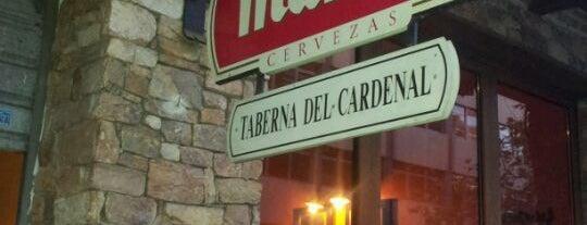 La Taberna del Cardenal is one of Madrid: de Tapas, Tabernas y +.
