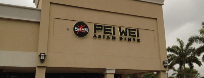 Pei Wei is one of Best Boca Raton Lunch Places.