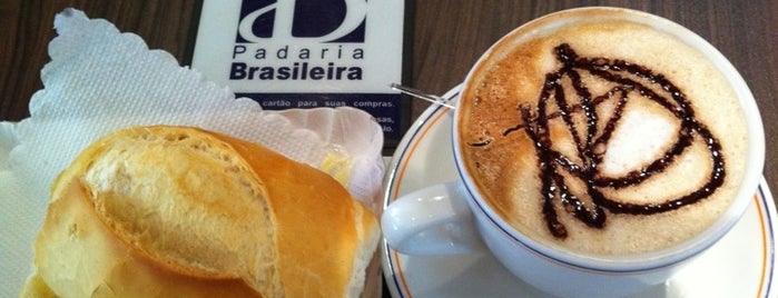 Padaria Brasileira is one of Best places in São Bernardo do Campo, Brasil.