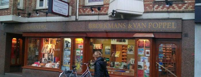 Broekmans &  Van Poppel BV is one of Bart in Amsterdam.