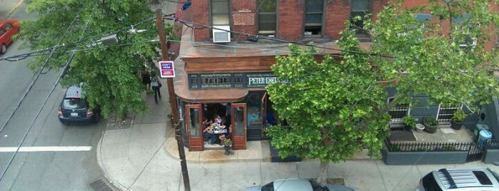 Teddy's Bar & Grill is one of Comprehensive List of Bars in Williamsburg Bklyn.