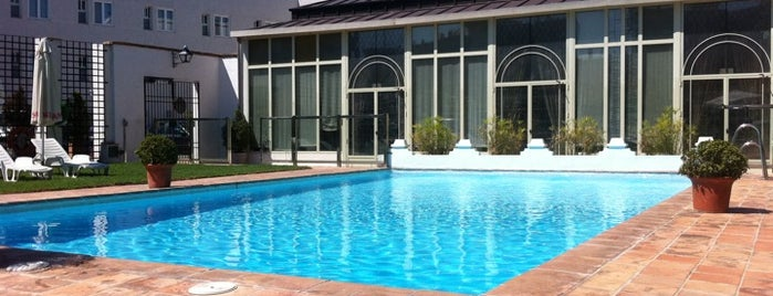 Hotel Oasis de Córdoba is one of Donde comer y dormir en cordoba.