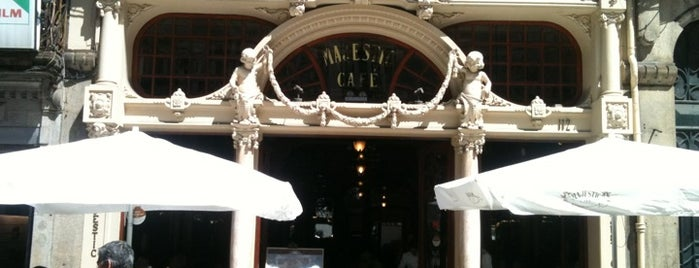 Majestic Café is one of Porto, Portugal.